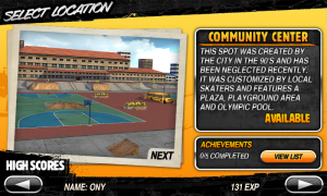 Sportovní hra Mike V: Skateboard Party HD   sport hry hd androidhry
