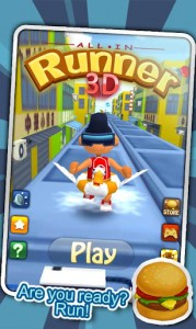 3D City Runner android   zavodni hry oddechove hry androidhry
