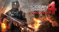 Jedna z nejoekvanjch her prosince se je takka tady! Modern Combat 4: Zero Hour toti ji ztra doraz na platformu iOS (na Android trochu pozdji) a 6. 12. 2012 se...