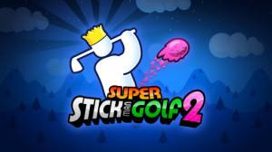 Super Stzick man Golf 2
