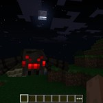Minecraft Pocket Edition 0-7-3 Android sky