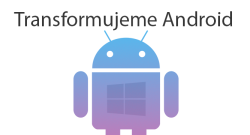 transformujeme android