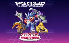Nový trailer na Angry Birds Transformers