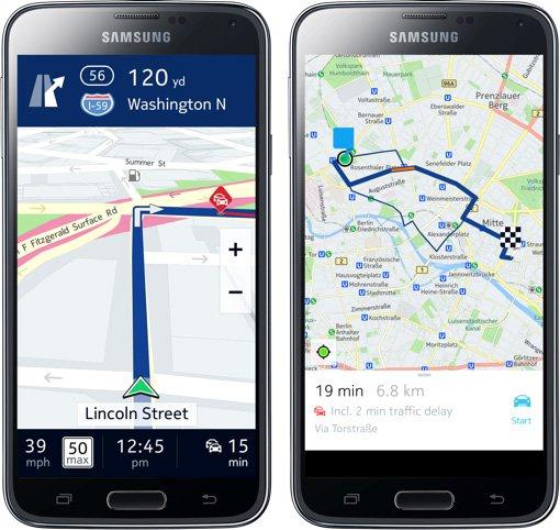 HERE-Maps-Samsung-Galaxy