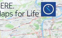 Nokia HERE Mapy budou přednostně vyvíjeny pro Android a iOS