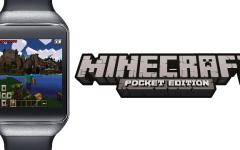 Mobilní Minecraft spustíte i na Android Wear