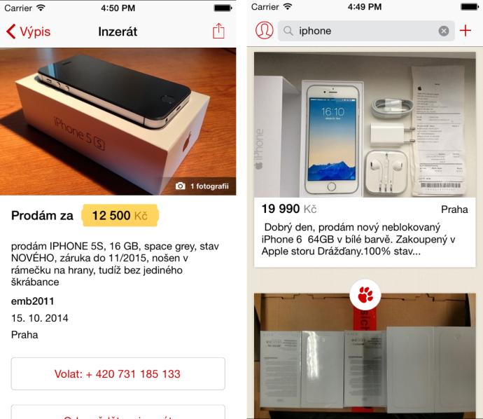 Sbazar_iOS_App
