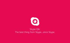 Qik – nová služba od Microsoftu