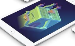 Apple představoval: nový iPad Air a nepříliš nový iPad mini