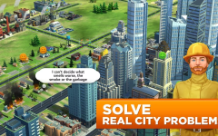 SimCity BuildIt dorazil na Android a iOS!