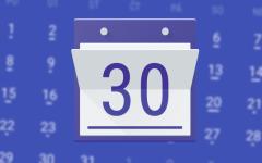 "[Recenze] Today Calendar: Lepší ""material"" kalendář"