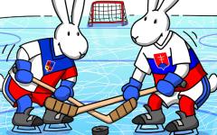 Lední hokej s Bobem a Bobkem