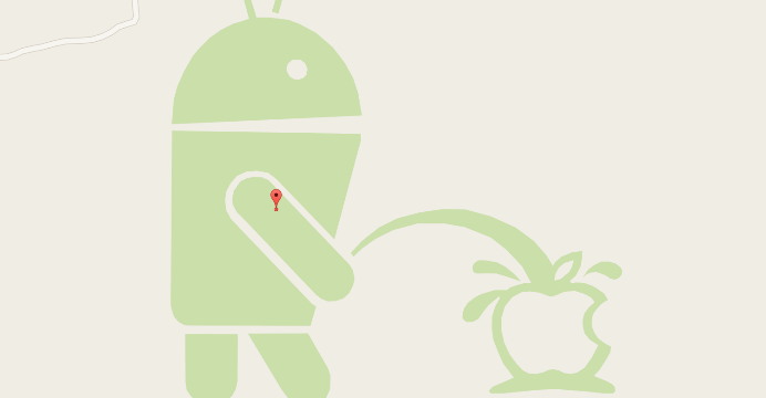 Android močí na Apple